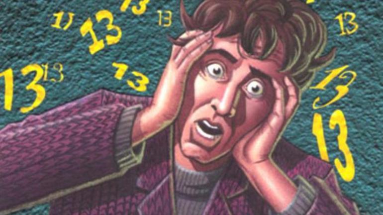 Причины, по которым люди демонизируют 13 число