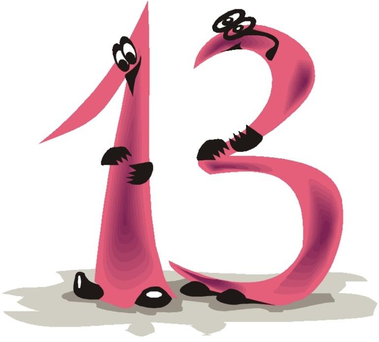 Боязнь числа 13