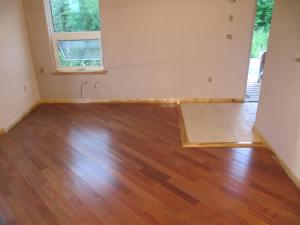 wood floors in Fairbanks alaska
