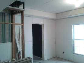 Rogers House Drywall 4