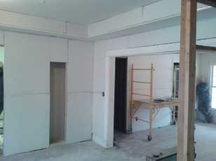 Rogers House Drywall 5