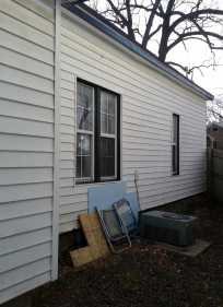 Outside of Rogers House 5
