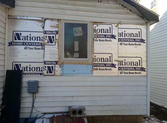 Rogers Kitchen 13 New Window Outside