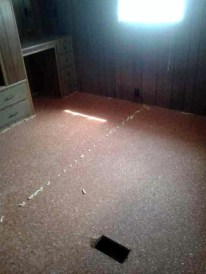 Workman Floor Repair 1