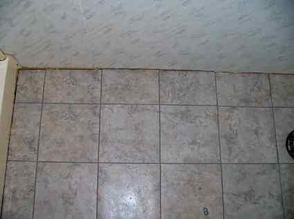 Bathroom Repair Before 2
