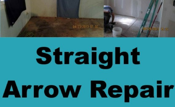 Complete Home Repair Before & After