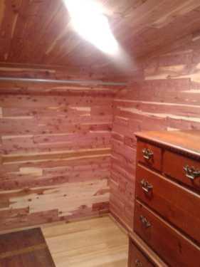 Cedar Closet 11