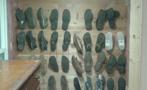 Cedar Closet 12