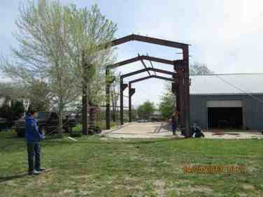 Moving Metal Building 3