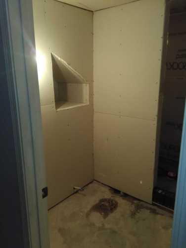 Slate Bathroom Remodel 5
