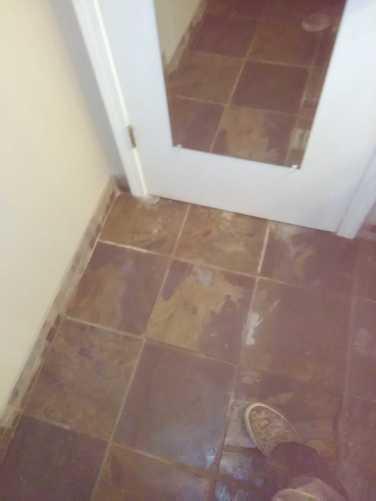 Slate Bathroom Remodel 27