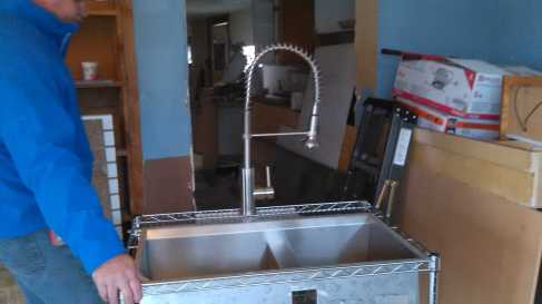 Kitchen Remodel At Crosses 7