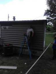 Log Cabin Siding 8