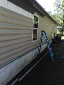 Log Cabin Siding 9