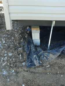 Mobile Home Install w-Porch1