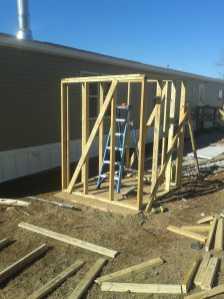 Mobile Home Install w-Porch3