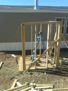Mobile Home Install w-Porch4