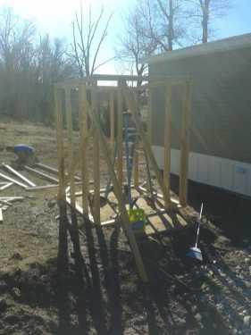 Mobile Home Install w-Porch5