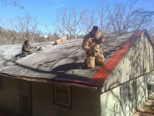 Workman's Roof 2