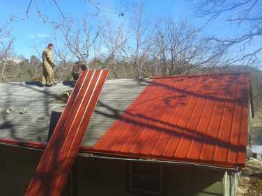 Workman's Roof 4