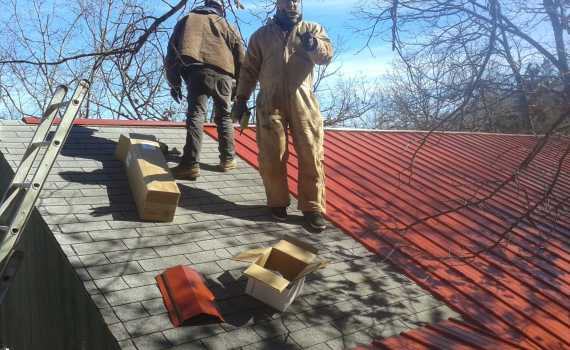 Workman's Roof 8