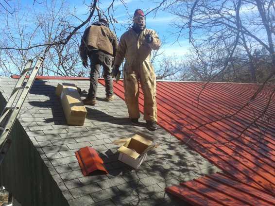 Workman's Roof 8