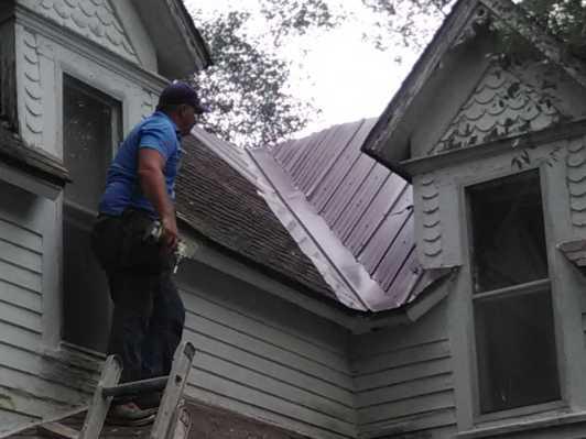 Rocky Comfort MO House Repair 6