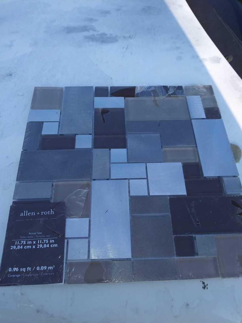 Huntsville Tile Backsplash 1