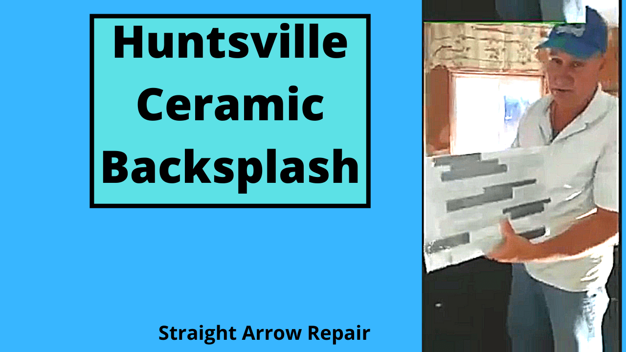 Huntsville Ceramic Backsplash