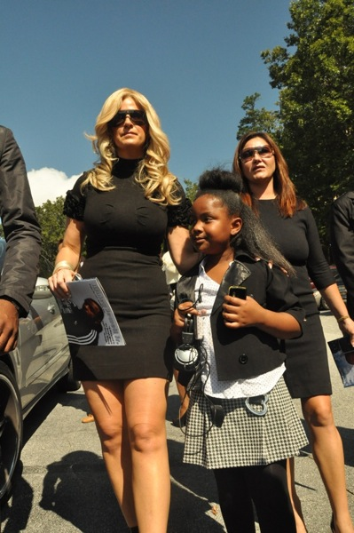 Kandi Burruss Fiance Daughter Killed