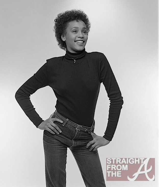 Rare Whitney Houston Photos StraightfromtheA 5 Straight