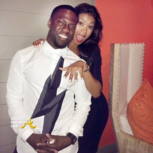 Instagram Flexin: Kevin Hart Proposes To Girlfriend During ...