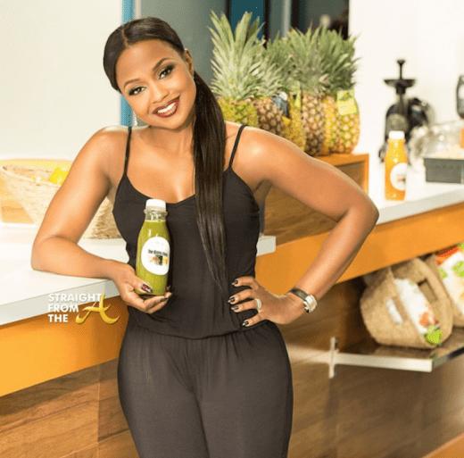 Kandi Real Housewives Hair 2017