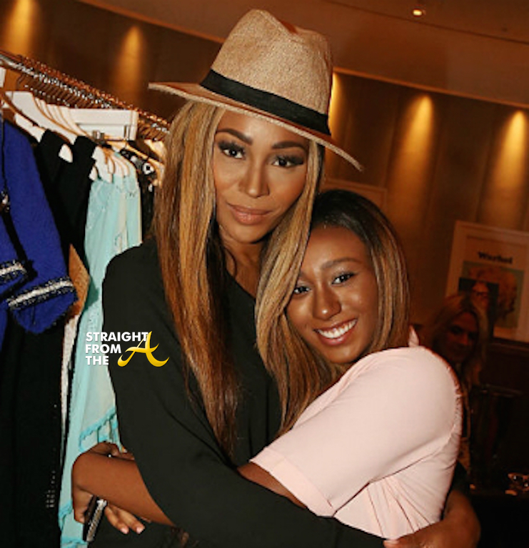 Image result for noelle and cynthia bailey gif