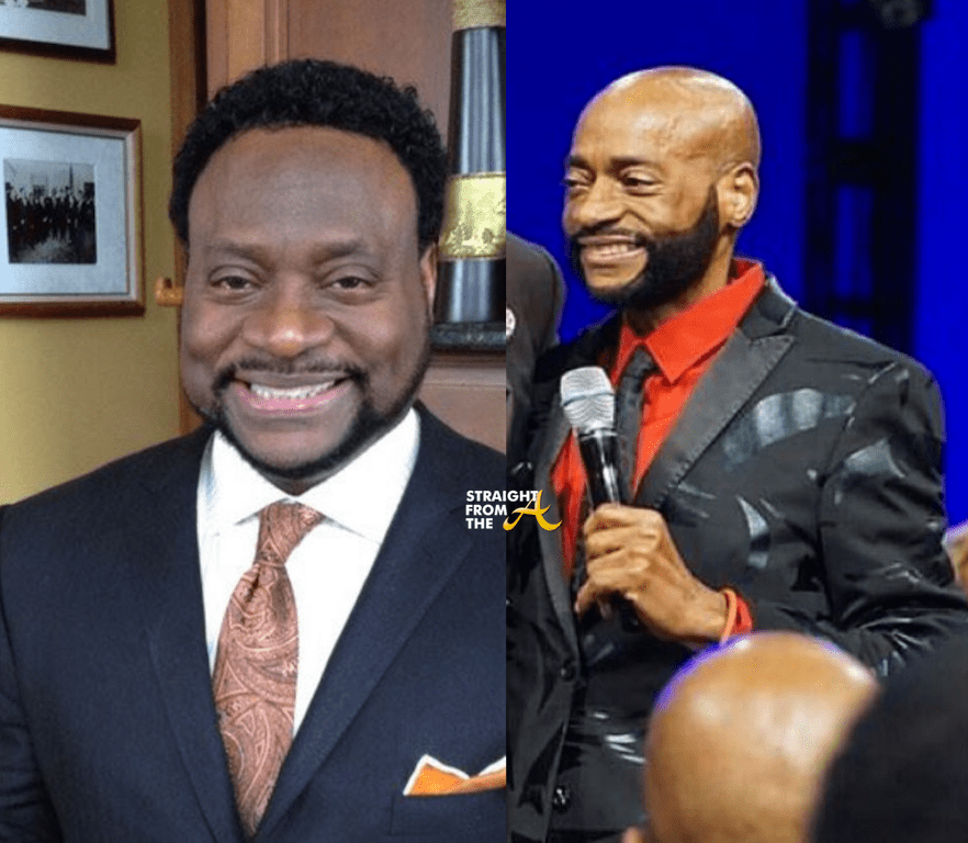 Bishop Eddie Long Resurfaces With Shockingly Frail Appearance... (PHOTOS + VIDEO)