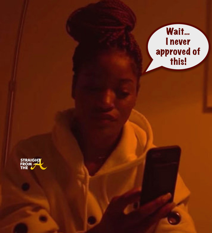 Keke Palmer Accuses Trey Songz of 'Sexual Intimidation' After Unapproved Cameo + Songz Responds...