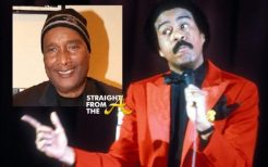 """Richard Pryor Reportedly Ordered """"HIT"""" on Paul Mooney For Violating Son, Wife & Son Confirm Reports… (VIDEO) 