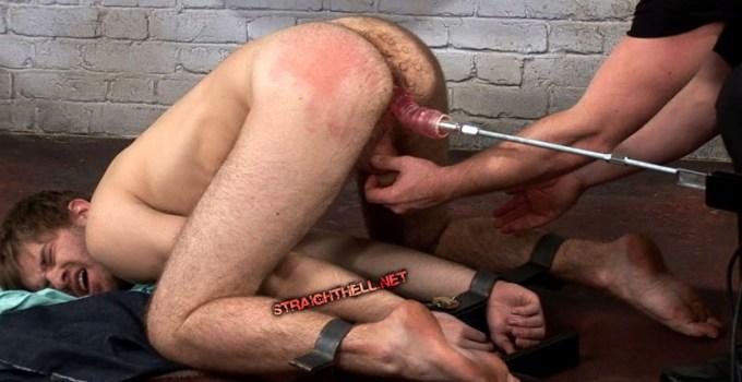 Punishment Archive: Charlton machine-fucked and spanked