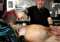 #classic: Ambushed by Perverts in a Leather Bar