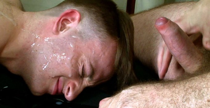 Dirty Boy Max Trained to Use His Mouth to Give Pleasure