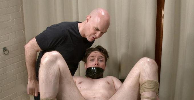 Frantic Ryan Introduced to Bastinado and Sodomy