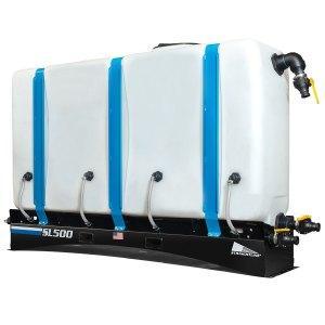 Bentonite mud mixing systems - SL500 Mix system tank_1