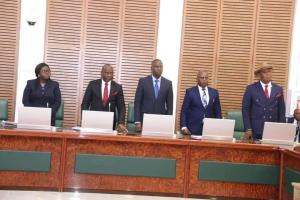 Members of Projects Verification Committee
