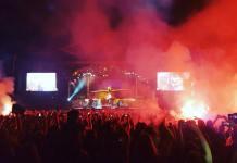 Iron Maiden live @Rockwave Festival 2018