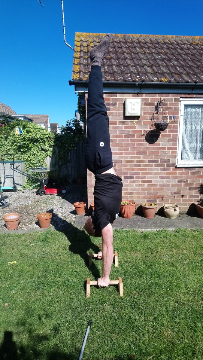 Parallette handstand line May 2019 CORRECT