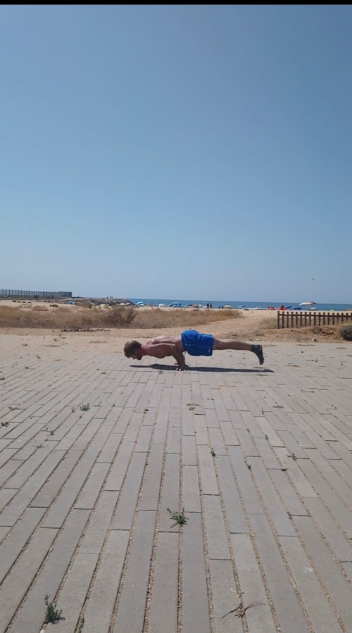 Planche Push Up (Quarteira 2019)