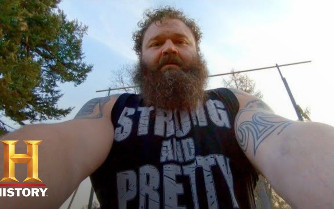 Robert Oberst's Biggest Lifts (The Strongest Man in History, Season 1)
