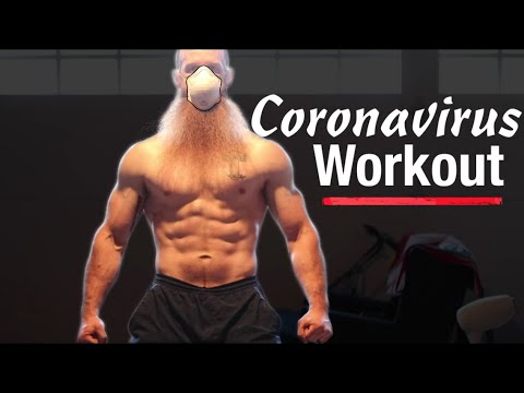Gym Closed? A Simple Home Bodyweight Workout (Alan Thrall)