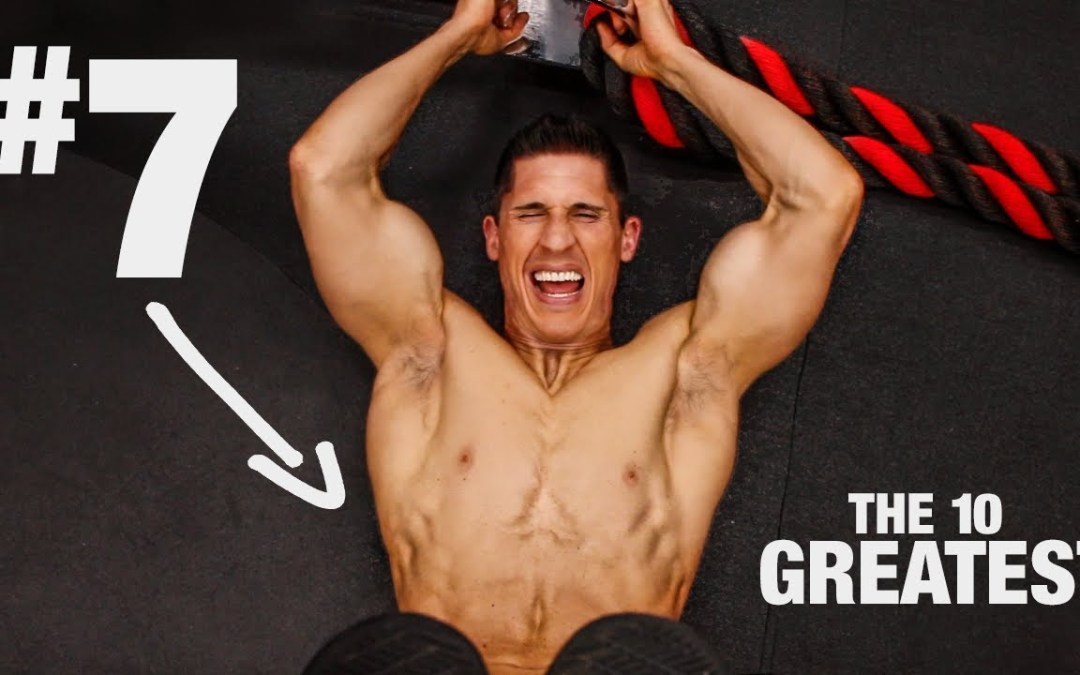 The 10 Greatest Home Exercises of All Time (Athlean-X)