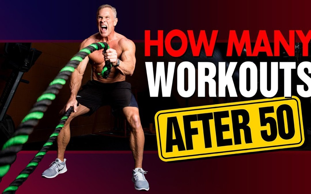 How Often Should A 50 Year Old Work Out? (Live Anabolic)
